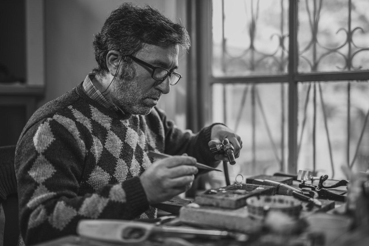 Jean Pierre B artisan